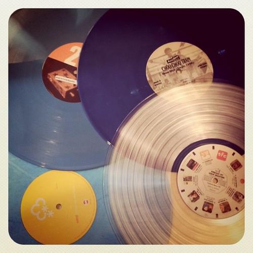 speciality vinyl's colour