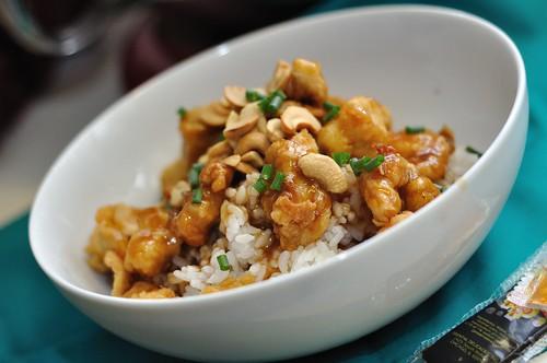 Springfield-Style Cashew Chicken