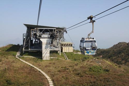 Lantau Island angle station