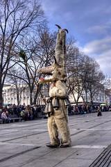 """"" 2009 -  (Klearchos Kapoutsis) Tags: carnival bulgaria 2009 pernik kukeri     surva"