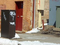 YOKER, CRACK, yoker (Reckless Artist) Tags: colddayfun