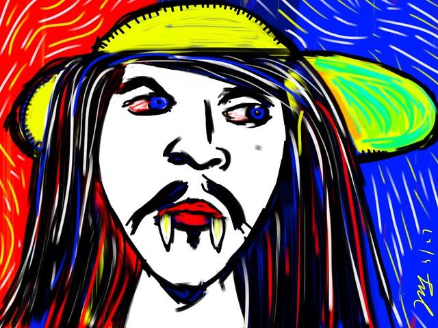 400 demons: Demon #20 - Freddie Aguilar, Bampira