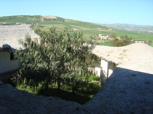 Notre maison en terre au Maroc