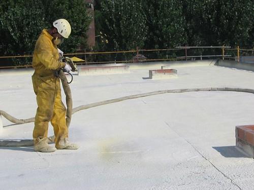 poliuretano techos