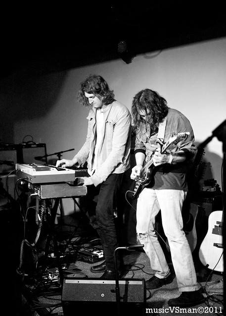 The War on Drugs @ The Luminary Center for the Arts - 03.28.11