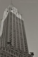 (Jason Clifton) Tags: nyc blackandwhite bw newyork sepia architecture nikon monotone chryslerbuilding nikkor50mmf14 d90 nikond90 jasonclifton jasoncliftonphotography