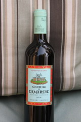 Chateau de Camarsac Bordeaux Superieur 2008 Wine