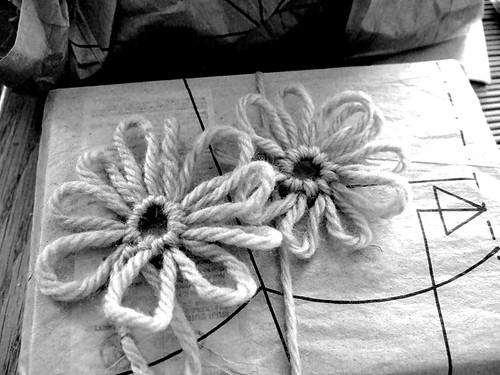 Needle Flowers Gift Decorations