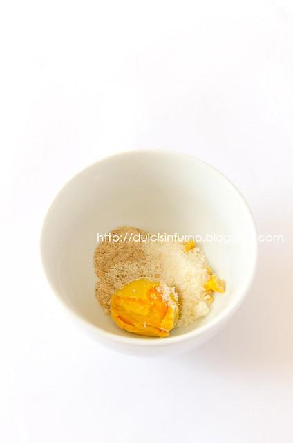Tuorlo, Pangrattato, Grana Padano-Egg Yolk, Breadcrumbs, Grana Padano Cheese