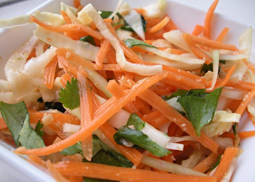 Carrot Salad with a Kick