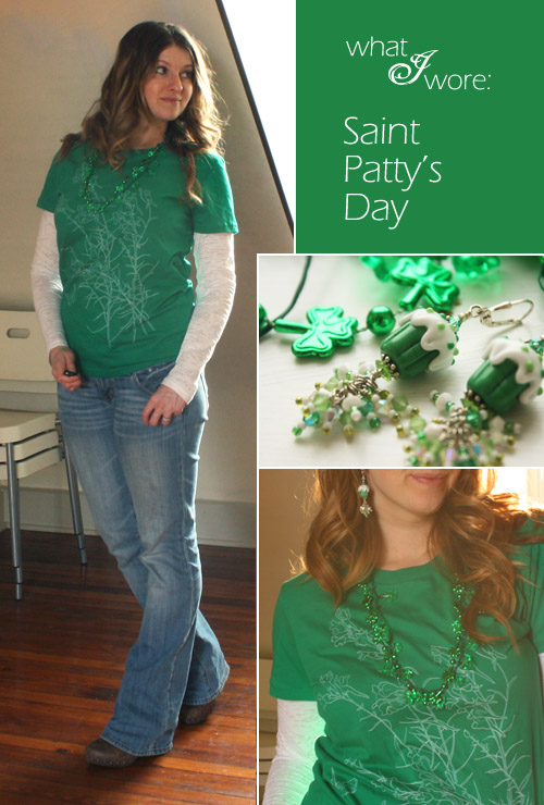 whatiwore-stpattysday