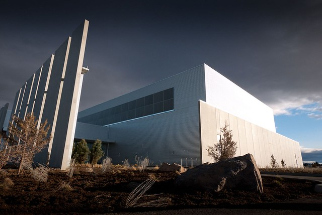 FaceBook's new custom-built Prineville Data Centre