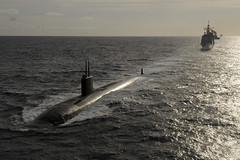 [フリー画像] 乗り物, 船・船舶, 軍用船, 潜水艦, ツーソン (SSN-770), アメリカ海軍, 201104122300