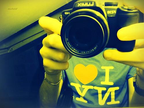 Selfie by micheldf, on Flickr