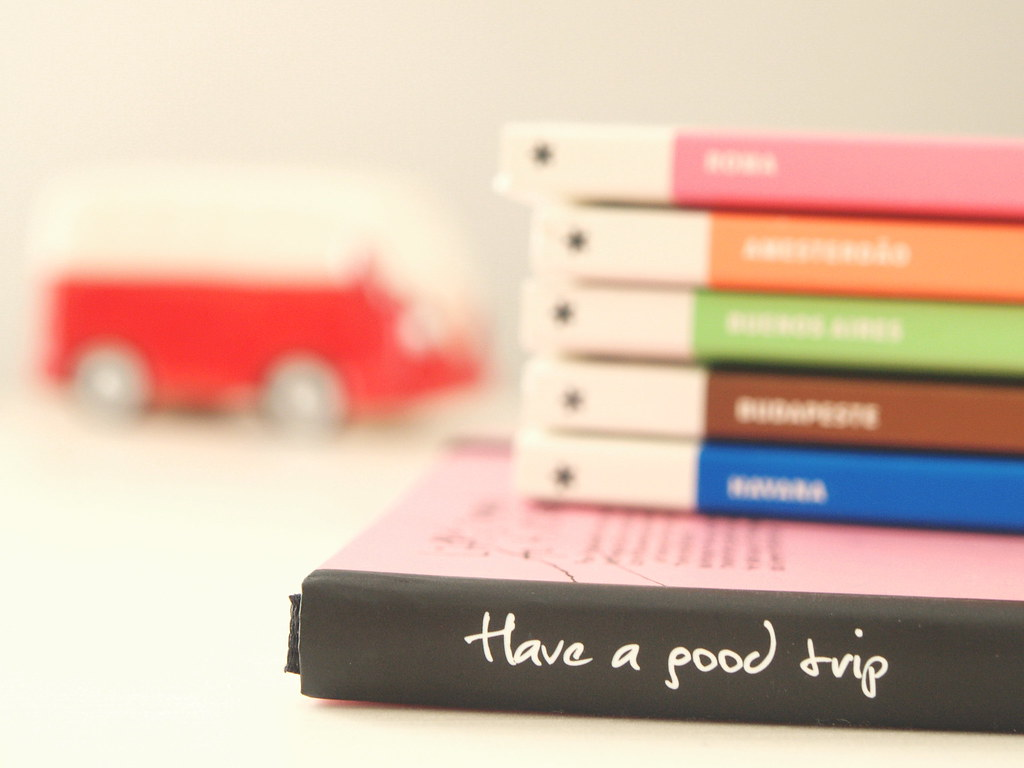 Have a good trip. (Camper' version)