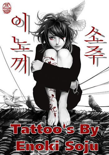 Tattoos by Enoki Soju