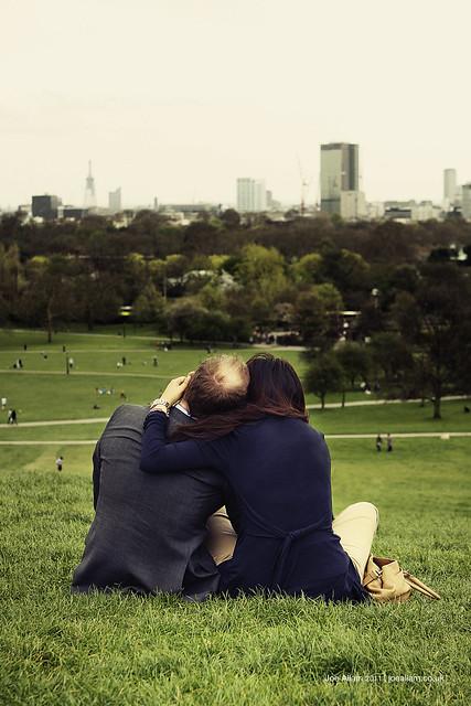 Primrose Hill Couple