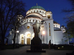 Cathedral of Saint Sava, Belgrade, Serbia (Matt-Zimmerman) Tags: church cathedral serbia belgrade saintsava stsava cathedralofstsava cathedralofsaintsava