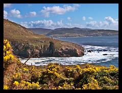 Desde Ferrol (Nexiosferrol) Tags: espaa mar cabo galicia cielo nubes olas oceano tierra ferrol atlantico prior