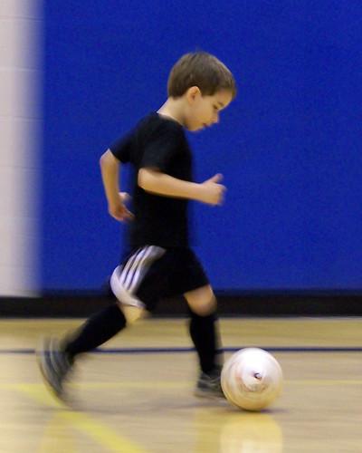 Soccer Started