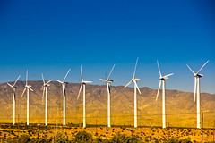 Power Generators (Kartik J) Tags: california travel vacation sky usa windmill america landscape us energy day unitedstates desert sony clear alternativeenergy electricity sonycamera twentyninepalms a500 sonydslr sonydigitalslr sonyalphadslr sal18250 sonydslra500 sonyalphadslra500 kartikjayaraman sonyalphadigitaldslr
