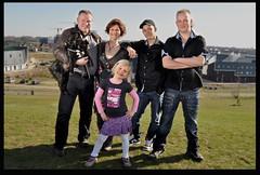 Familie portetten in Groningen