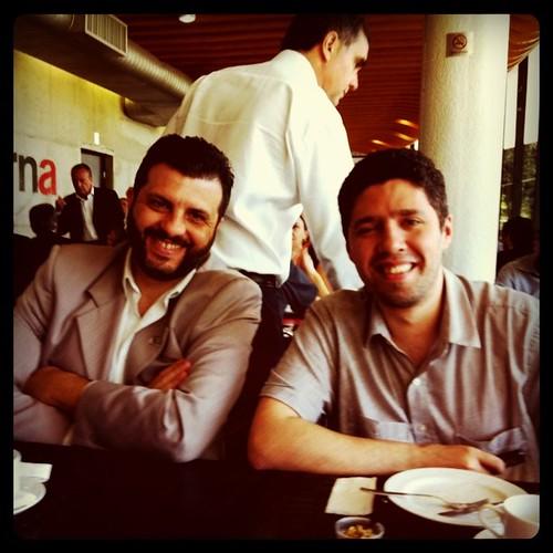 @gnsbrasil e @AndersonCosta prestigiando o @todoseducacao