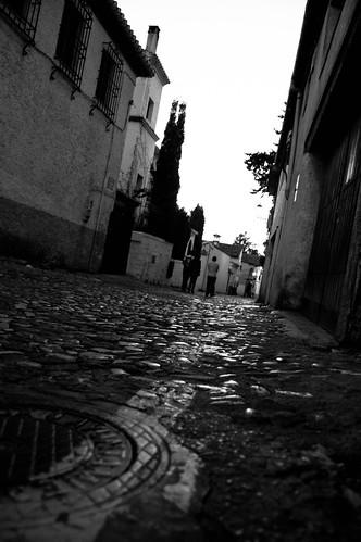 Bienvenidos al Albayzín by momore91