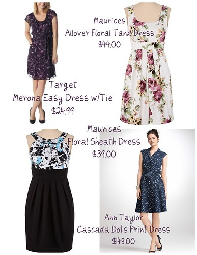 Window Shopping: Job Dress