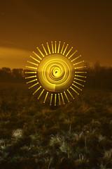 Swirly yellow thing with sticky out bits (- Hob -) Tags: longexposure mist lightpainting raw led possible wirral lapp singleexposure 光绘 lightjunkies 光の絵画 lightartperformancephotography wwwfacebookcompageslightpaintingorguk517424921642831