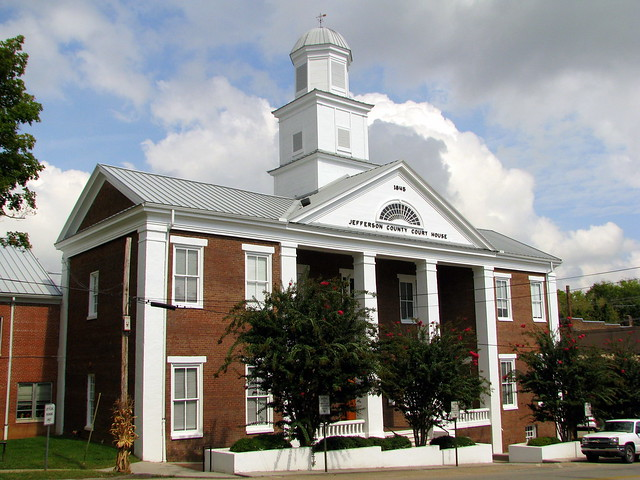 Jefferson County Courthouse - Dandridge, TN