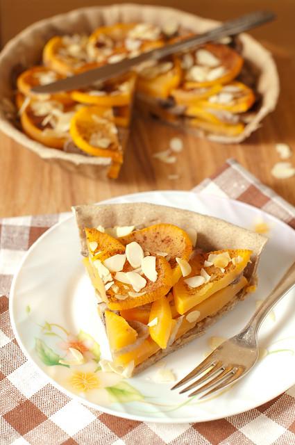 tart with a turnip 1