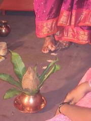 indian wedding feet