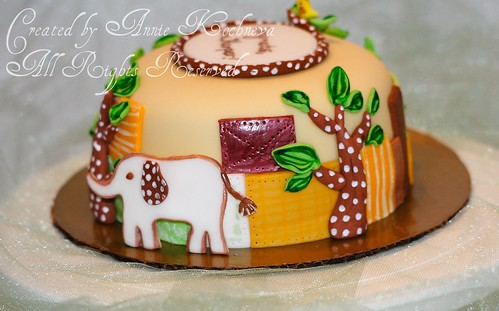 Potter barn kids cake15