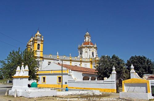 Santuário de Nossa Senhora de Aires - Viana do Alentejo - Portugal