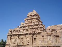 Sangameshvara Temple,Pattadakal (SujithPhotography) Tags: style architectural nataraja dravidian pattadakal ugranarasimha sangameshvaratemple