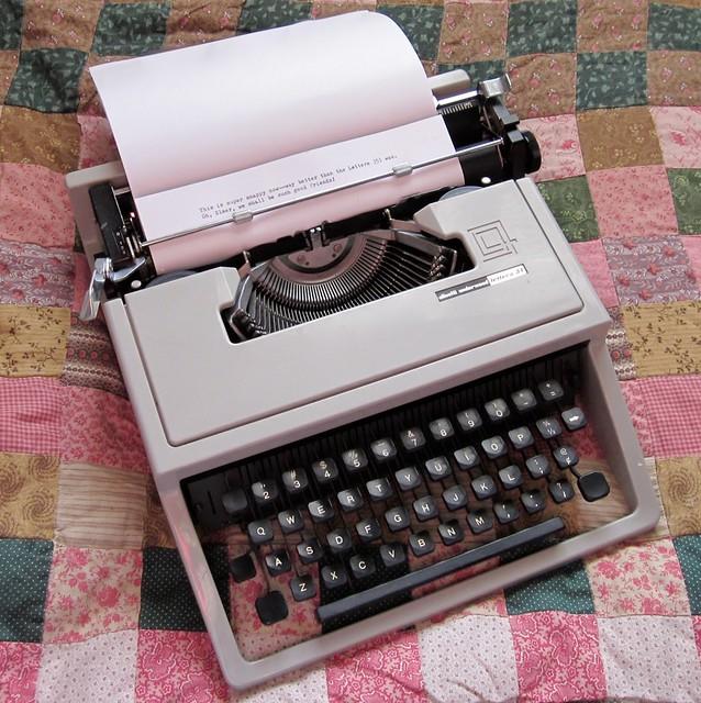 Olivetti Underwood Lettera 31