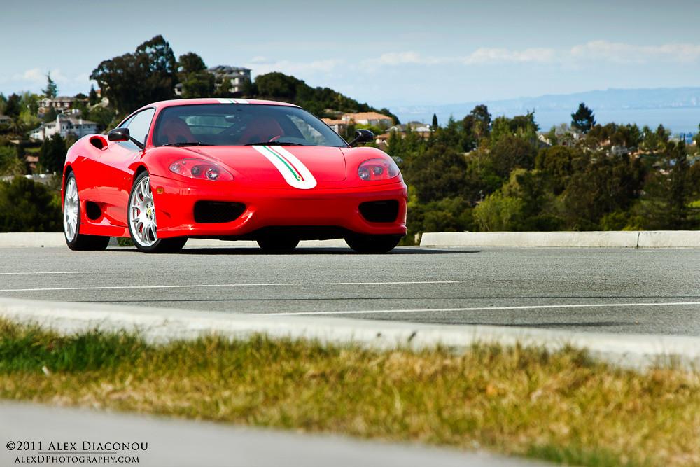 Ferrari 360 Challenge Stradale by alexDPhotography - Alex Diaconou ...