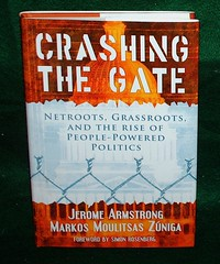 Crashing The Gate Book Cover