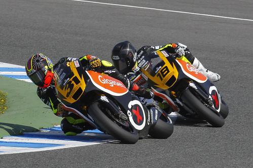 Torres-Morales CEV Jerez