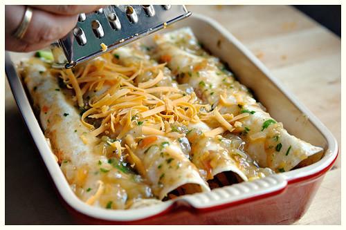 Kay's Chicken Burritos « Kayotic Kitchen