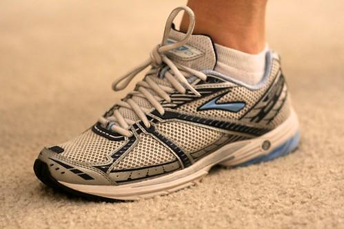 Day 107 - Running Day