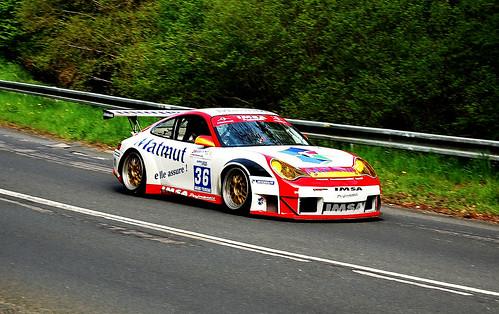 Porsche GT3-RS Matmut / Le Mans 2006