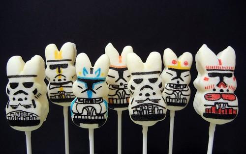 peep trooper pops