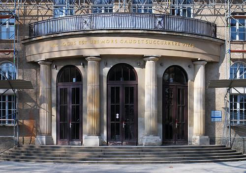 Berlin Charité  Centrum für Anatomie