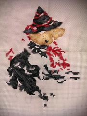 Teddy witch update