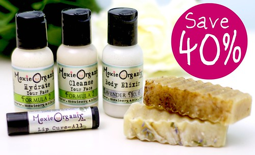 Vegan Cuts Deal from Moxie Organix