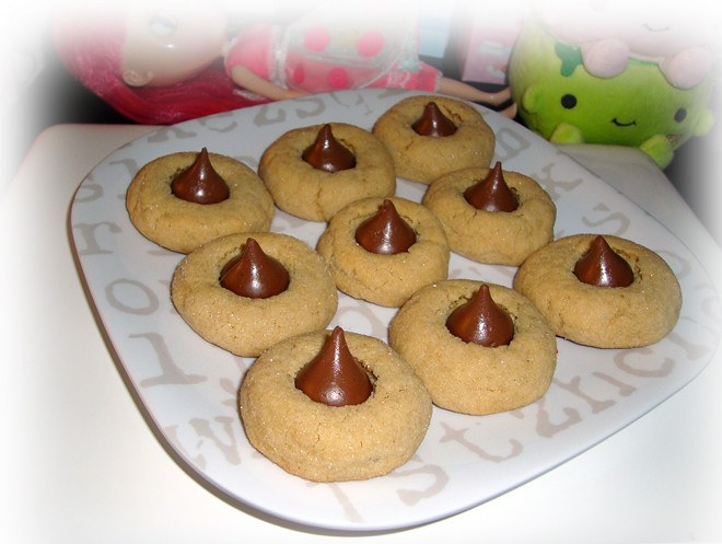 Some Peanut Butter Cookies