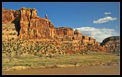 Ruby Canyon from the California Zephyr (sjb4photos) Tags: colorado coloradoriver fromthetrain californiazephyr rubycanyon