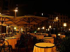Un Ristorante Fiorentino (QuinntheIslander) Tags: italy beautiful night florence italia time nighttime tuscany firenze bella toscana bellissima firenzedinotte florenceatnight italyatnight italiadinotte